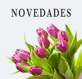 Novedades en flor cortada Riquelflor
